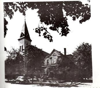 Original Church on Hope Ave